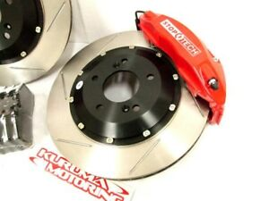 STOPTECH FRONT BIG BRAKE KIT BBK 97-04 CORVETTE 6P380