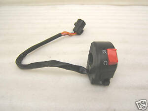 DUCATI 620ie 620 MONSTER RIGHT BAR ON OFF START SWITCH $40.99