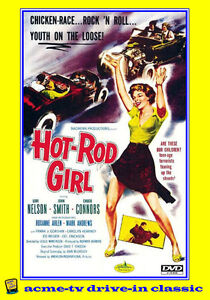 Hot-Rod Girl - New Drive-In Classic from ACME-TV DVDs! DVD-R 0All Drama