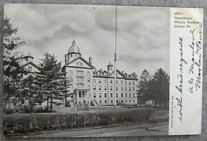 Pennsylvania Military Academy Chester Penn 1906 PC $10.16