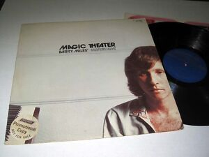 BARRY MILES#x27; SILVERLIGHT Magic Theater LONDON Stereo NM Promo