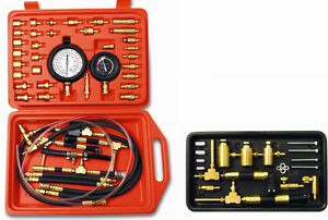 3300 UNIVERSAL FUEL INJECTION PRESSURE TESTER AND 3355 FUEL INJECTION TEST KIT