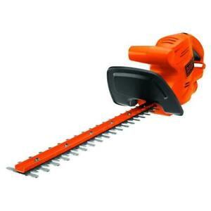 Black and Decker TR117 17 Inch 3.2 Amp Electric Motor Hedge Trimmer
