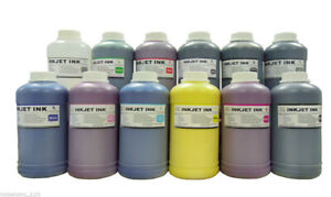 12x250mls Pigment refill ink for Canon PGI-29 PIXMA Pro-1