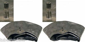 SET OF TWO NEW 16x6.50 8 16x650 8 16x750 8 Lawn Tire Inner Tube FAST SHIPPING $21.78
