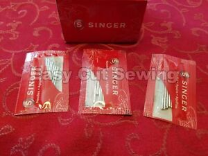 30 Singer Sewing Needles 332322777258 Singer One Plus 4452 9980 Quantum $14.95
