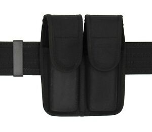 Tactical Double Magazine Pouch fits Coonan single stack 45 ACP | 10MM | .357 Mag