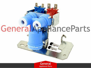Refrigerator Water Inlet Solenoid Valve Fits GE Hotpoint Kenmore RCA# WR57X10051 $18.25