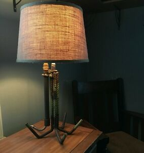 Industrial design home lamp