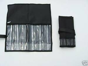Offshore 7 Pocket Marlin Lure Bag Roll-up 34