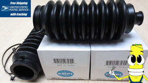 Rack amp; Pinion Boot Kit for Sterling 825 827 1987 1991 Empi Bellow Boots $26.36