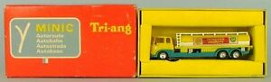 triang m1551 oil tanker rare french reversed