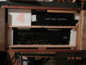 g scale usa trains new york central j1e