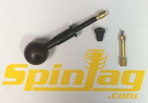 SpinJag Starter Kit with Yellow SpinJag Decal (50 Caliber)