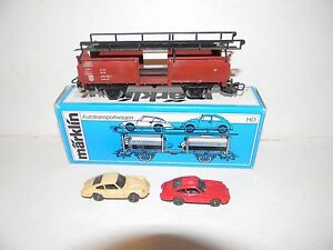 marklin ho automobile train car 4613 w 2