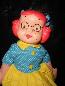 vintage knickerbocker doll margaret from