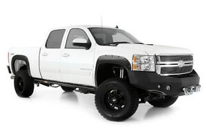 Smittybilt M1 Perfect Fit Fender Flares for 07-13 Chevy Silverado 1500 Short Bed