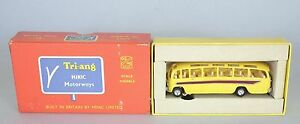 triang m1544 yellow coach exc runner really