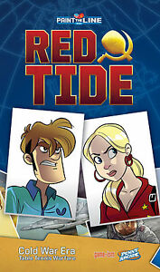 cardgame paint the line red tide box new and