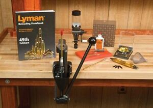 New Lyman Crusher 2 Single Stage Press Master Reloading Kit 110 Volt 7810281