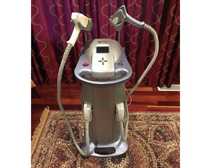 Syneron eMax Medical Laser and IPL device DSL MxIR SR ST and SubRF