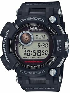 Casio G-SHOCK GWF-D1000-1JF FROGMAN From Japan in Box 100% Genuine FS