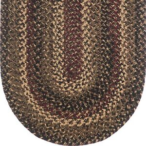 Colonial Joseph#x27;s Coat Braided Rug 782 136