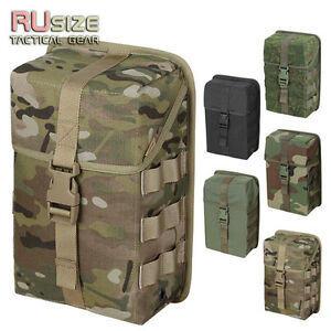 Tactical pouch for 100-cartridge machine-gun boxtape v2 MOLLEPALS Ammo Airsoft