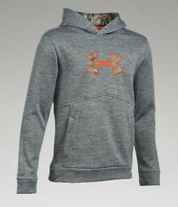 Boy's Under Armour Storm Icon Caliber Hoodie - 1286129