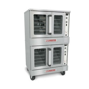 Southbend GB25CCH Cook & Hold Gas Double Deck Convection Oven
