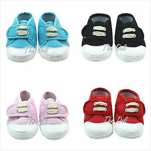 Newborn Baby Shoes Soft Bottom Sneaker for 0 9 months baby Boy Girl Size 1 3 $2.50