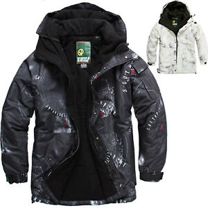 NEW SOUTH PLAY Mens Ski SnowBoard Jacket Jumper Parka Coat Outwear W17 UNIVERSAL