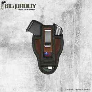 MAGNUM RESEARCH BABY DESERT EAGLE CONCEALED IWB HOLSTER *100% MADE IN U.S.A.*