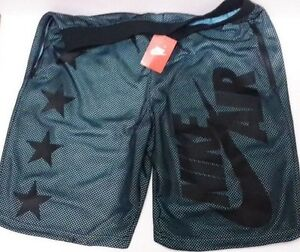 NWT Nike Air Pivot V3 Mesh Shorts Sz L 100% Authentic 778060 013 RETAIL $75 NEW