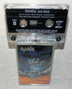 SHADOWFAX MAGIC THEATER NEW AGE JAZZ FUSION PROMO EARTHBEAT CASSETTE NEW