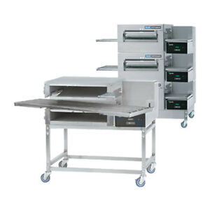 Lincoln 1180-3G Gas Express Triple Stack Conveyor Oven