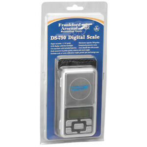FRANKFORD ARSENAL DS-750 DIGITAL RELOAD SCALE