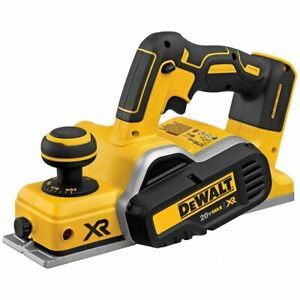 DeWALT DCP580B 20-Volt 15,000-Rpm 5/64-Inch Cutting Depth Lithium-Ion Planer