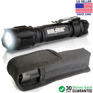 Brite Strike Tactical Blue Dot HiLowStrobe LED Flashlight (BD-198-HLS-2C)