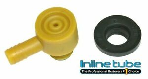 67 78 All GM Pontiac Olds Chevy Buick Power Brake Booster Check Valve Grommet $11.95