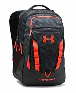 Under Armour Storm Recruit Backpack Black (006) One Size...