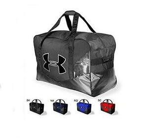 Under Armour Hockey Pro Equipment Bag Scarlet UASB-PEB-SC Sports Duffels