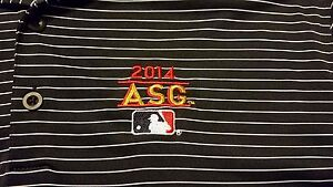 2014 MLB All Star Weekend Issued Polo Shirts  Nike Golf Dri-Fit  Large  RARE