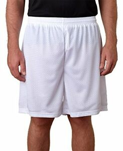 Badger Sport 7in Inseam Pro Mesh Athletic Game Shorts. 7207 New