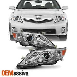 Fits 10 11 Toyota Camry LE XLE US Built Model Projector Headlights Replacement $118.99