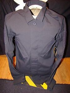 NWT MENS UNDER ARMOUR BLACK TACTICAL ALL SEASON GEAR LOOSE FIT JACKET COAT XL !!