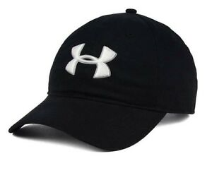Under Armour Golf Chino Adjustable Buckle Cap Hat Brand New with Tags