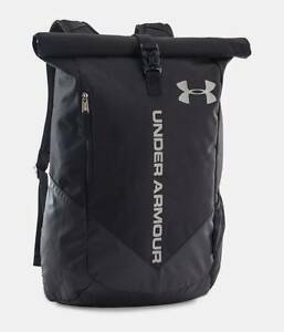 Under Armour UA Storm Roll Trance Sackpack in Red Black - Brand New