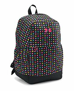 Under Armour Girls' Favorite Backpack Black One Size...