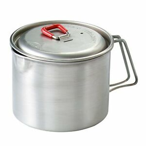 MSR titanium kettle 39158 Sporting Goods Outdoor Sports Camping Cookware